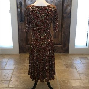 LuLaRoe Dresses - Paisley LuLaroe dress